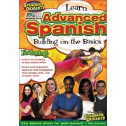 Advanced Spanish-Building on T by CEREBELLUM CORPORATION