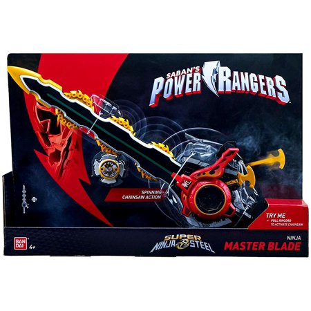 Power Rangers Power Up Ninja Master Blade