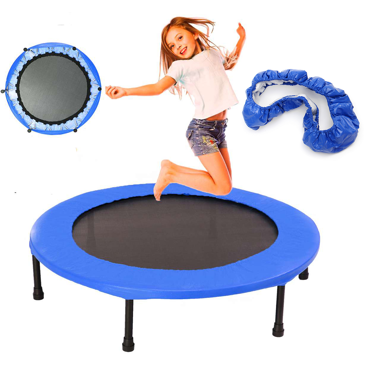 36 Trampoline Spring Safety Pad Cover Round Thicken 3