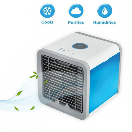 Charging Air Conditioning System (Air Conditioning Unit Conditioner Fan Low Noise Home Cooler Water Cooling)