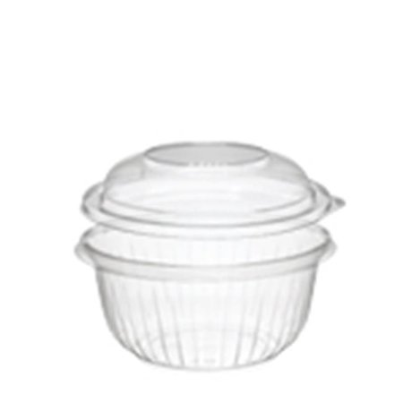 Dart PET16BCD 16 oz Presentabowls Lid Combo - Clear, Pack of 63 & 4 per Case - image 1 of 1
