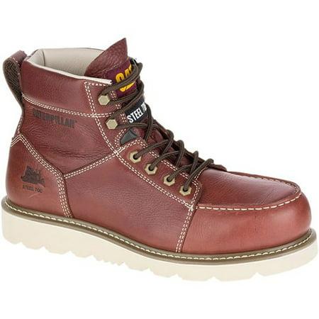 """""""CAT Footwear Tradesman Steel Toe - Rust 9.0(W) Work Boot"""""""