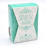 Lechat Perfect Match Soak-Off Gel Polish + Matching Nail Polish Colorful Moments Collection PMS257 Teal Me About It