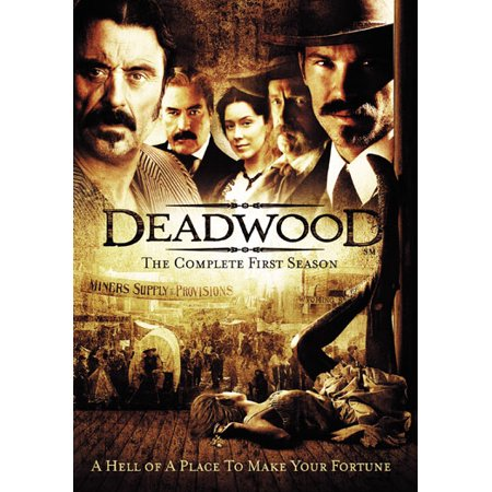 Deadwood  The Complete First Season