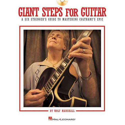 Giant Steps for Guitar