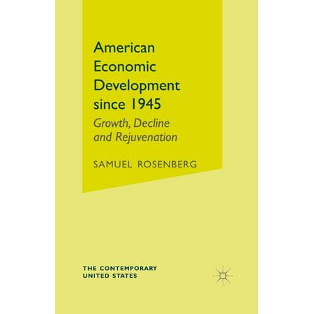 American Economic Development since 1945 - eBook