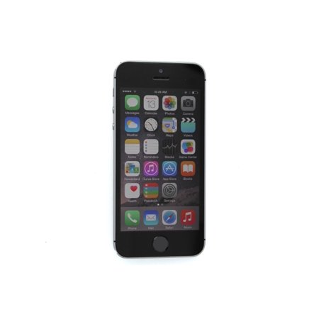 apple iphone 5s 16gb space gray verizon unlocked. Black Bedroom Furniture Sets. Home Design Ideas
