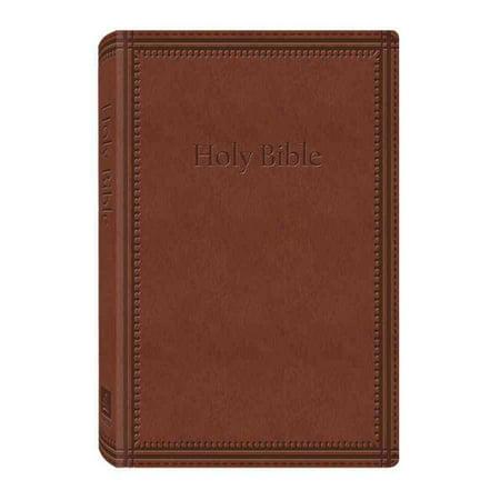 KJV Deluxe Gift & Award Bible (DiCarta Brown) - Bible Time Line