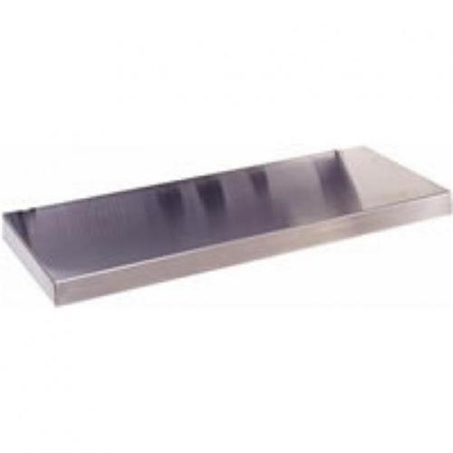 Broilmaster FKSS Front Stainless Steel Grill Shelf