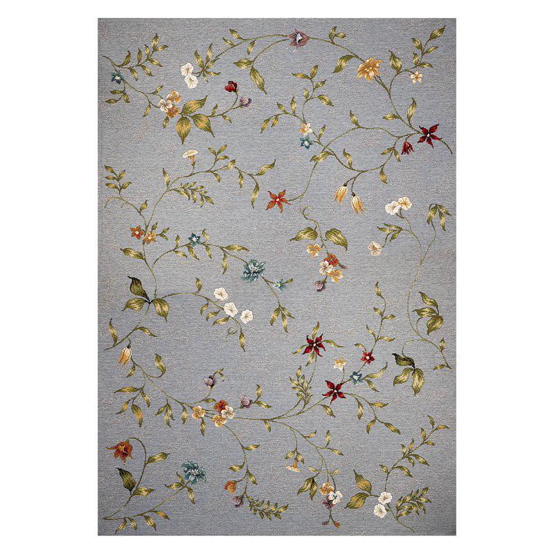 KAS Rugs HOR571 Horizons Floral Indoor / Outdoor Rug