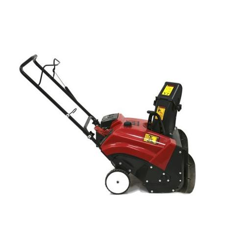 Warrior Tools America WR67436N 196CC Gas Powered Single Stage Snow Thrower - 20 in.