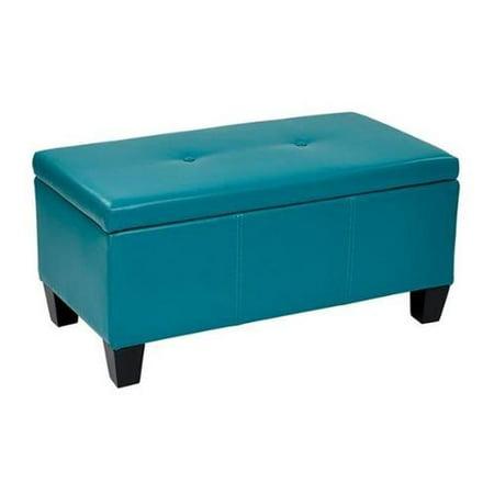 Storage Bench In Light Blue