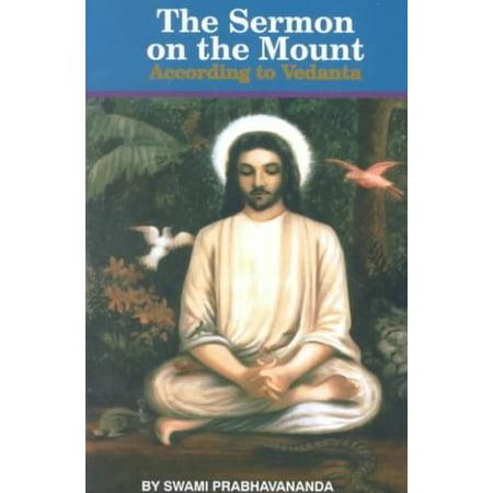 Sermon on the Mount According to Vedanta (Sermon On The Mount According To Vedanta)