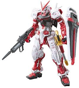 Bandai Hobby 1 144 RG Gundam Astray Red Frame Action Figure by Bandai Hobby