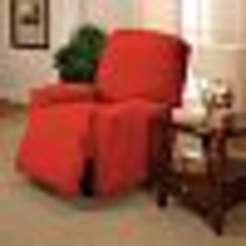 Madison Jersey Stretch Slipcover, Large Chair by Madison Industries, Inc.