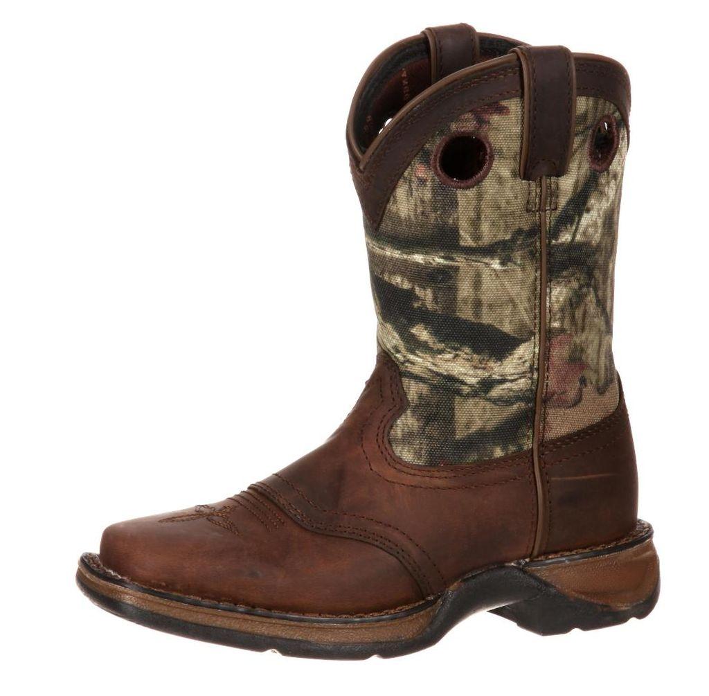 """Children's Durango Boot DBT0121 Lil' Rebel 8"""" Saddle by Durango"""
