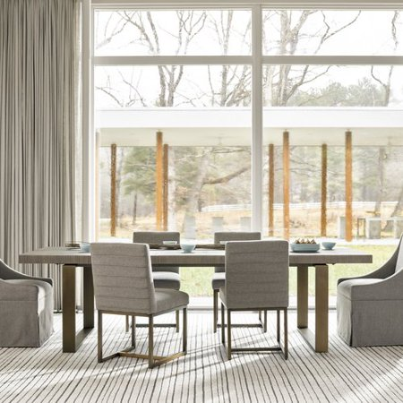 Willa arlo interiors gena extendable dining table - Willa arlo interiors keeley bar cart ...