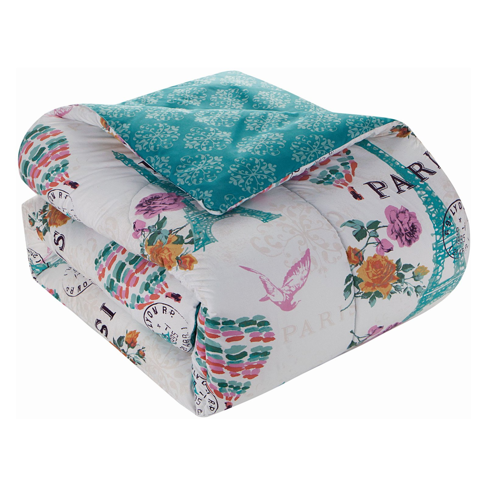 Darcy 8 Piece Bed in a Bag by Avondale Manor