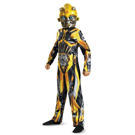 Transformers: Bumblebee Classic Child Costume - Kids Transformers Costume