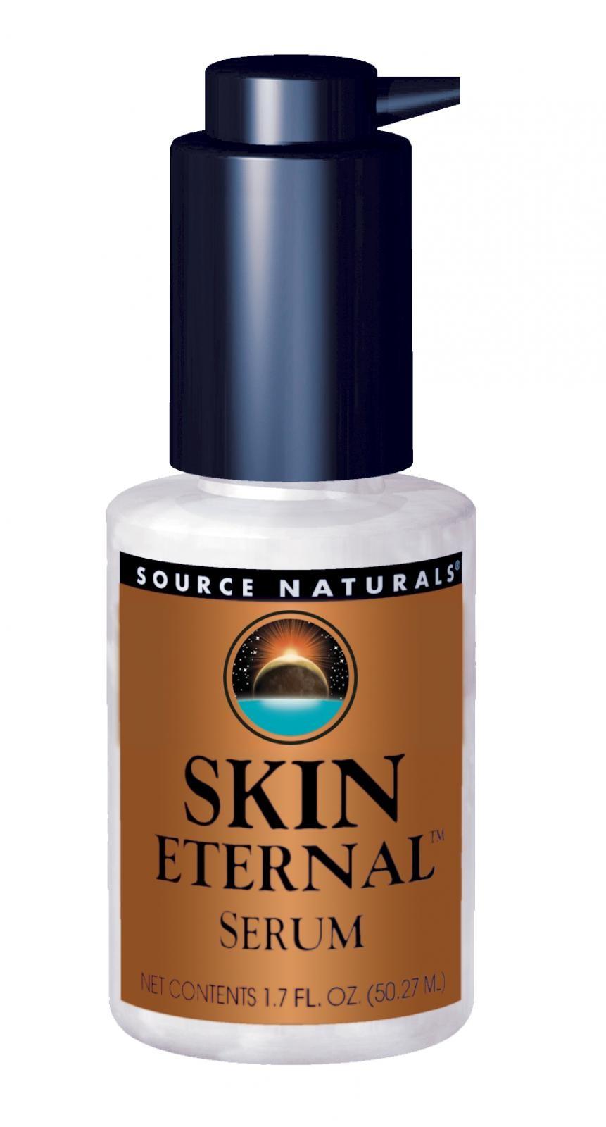 Source Naturals Skin Eternal Serum 1 7 Fl Oz Serum Walmart Com