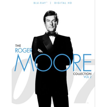 The Roger Moore 007 Collection: Volume 2 (The Real Ray Ray 20)