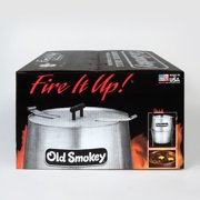 """Old Smokey 18"""" Charcoal Grill"""