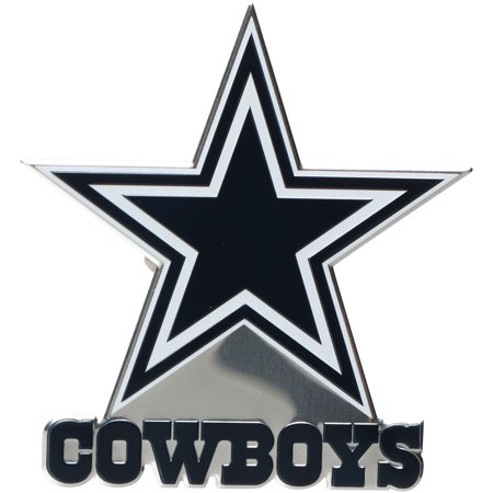 Nfl Football Emblem - NFL Dallas Cowboys Alternative Color Bling Emblem - Generic Brand