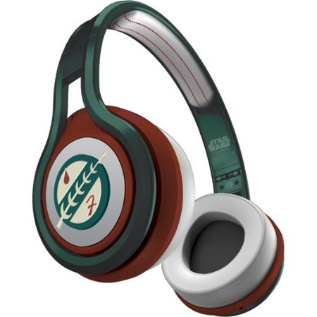 SMS AUDIO Casque audio Star Wars Limited Edition Boba Fett