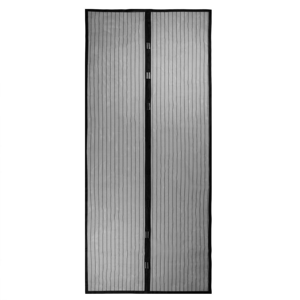 Product Image Premium Magnetic Mesh Screen Door   With Heavy Duty Tough  Mesh U0026 Full Length Velcro