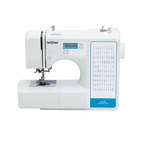 Brother 40Stitch Computerized Sewing Machine CE408 Walmart Stunning Fix Brother Sewing Machine