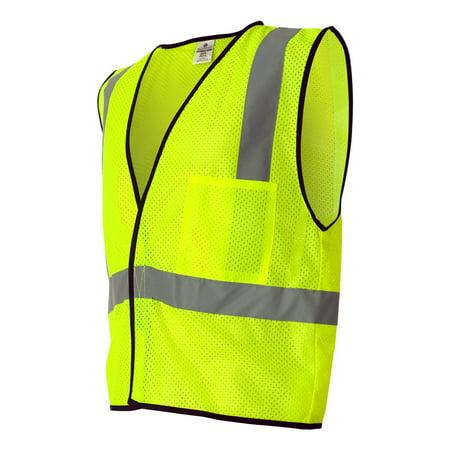 ML Kishigo - Economy One Pocket Mesh Vest ()