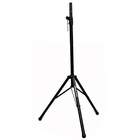 Seismic Audio  – Tripod Speaker Stand for PA/DJ Speakers Black – SpeakerStandLG