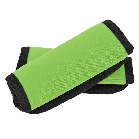 Luggage Handle Wrap - Set of 2 Handle Wraps Neon Green