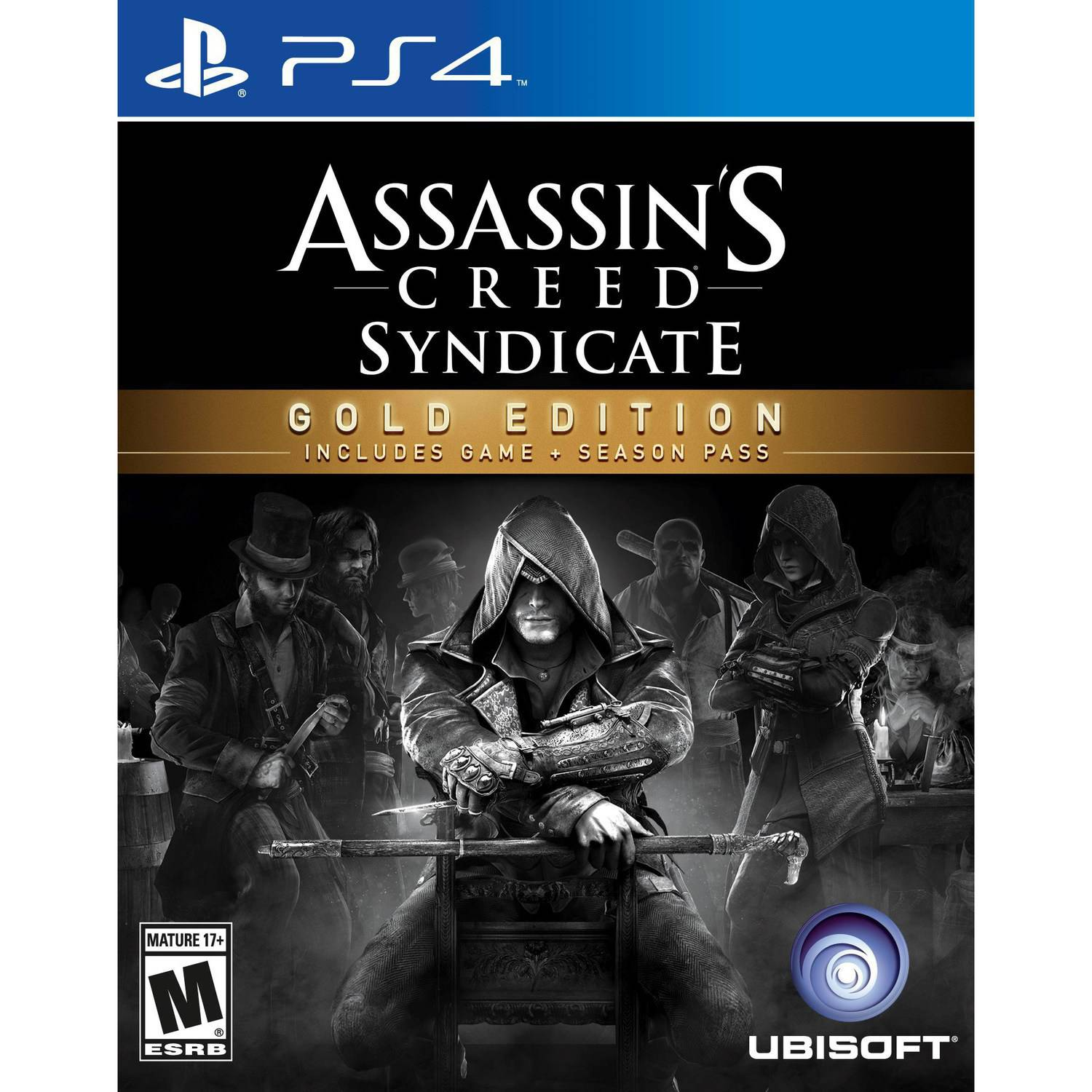 Assassin's Creed Syndicate Gold Edition (PS4)
