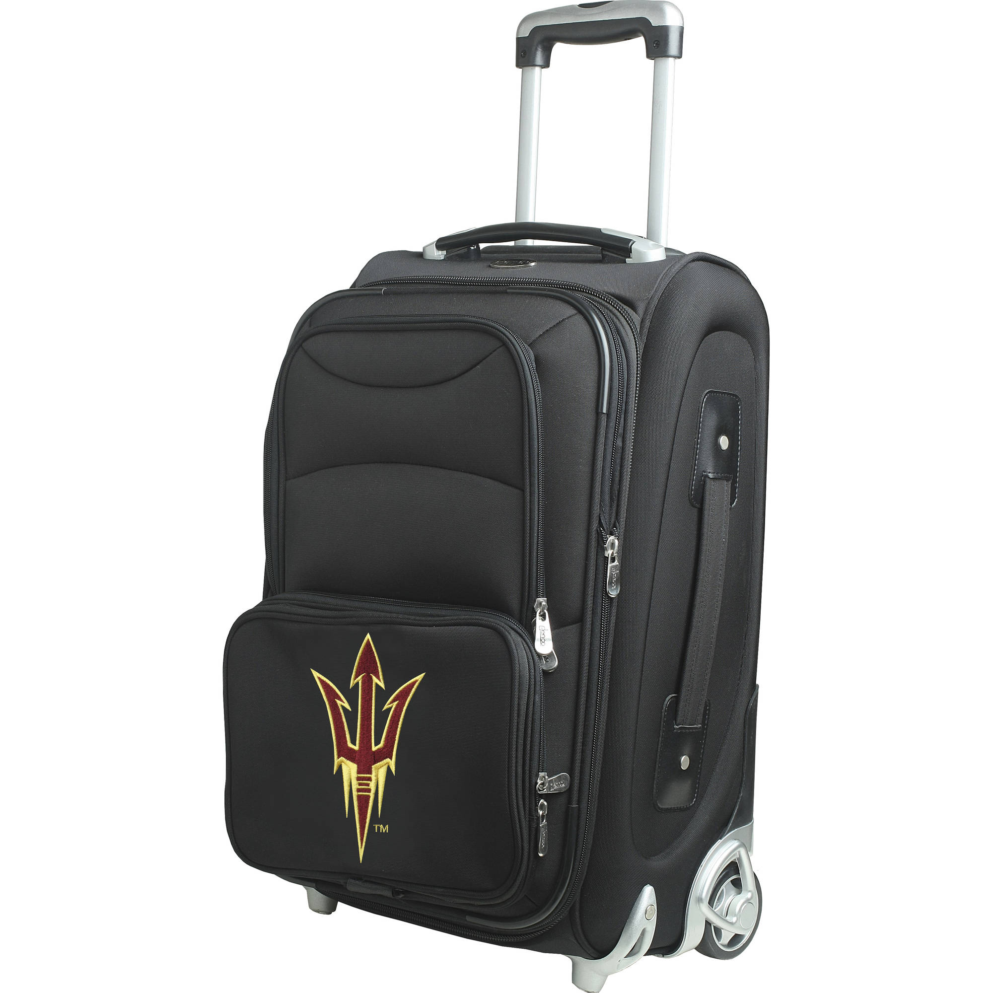 """Denco NCAA 21"""" Carry-On, Arizona State by Mojo Licensing"""