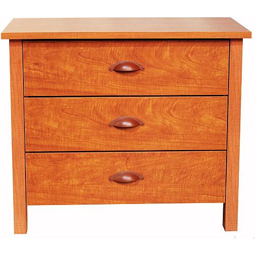 Nouvelle 3-Drawer Dresser, Multiple Finsihes