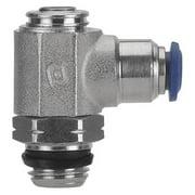 "AIGNEP USA Universal Flow Control,Elbow,3/8"" 88953-08-06"