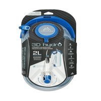 Mountain Products 3D-Hydro 2 Liter Reservoir, Optic Blue, One Size, Metallocene PE Film (BPA & PCV Free) By Gregory
