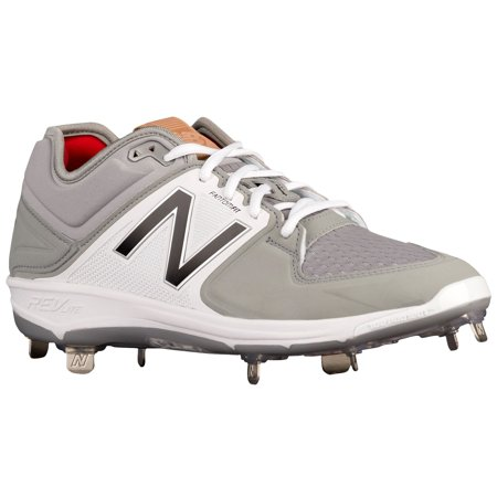 5860dbf5 new balance men's l3000v3 baseball shoe, black/white (black/white, 13 d(m)  us)
