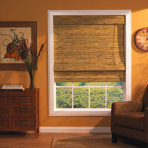Kona Roman Shade Natural 35x72