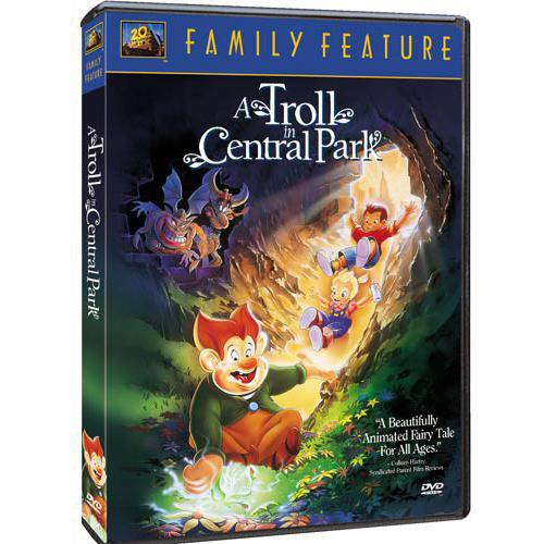 A Troll In Central Park by TWENTIETH CENTURY FOX HOME ENT