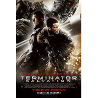 Terminator: Salvation (2009) 27x40 Movie Poster