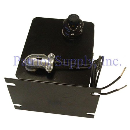 Allanson 1092N 120V Primary by 6,000V Secondary Single Pole Gas Ignition Transformer