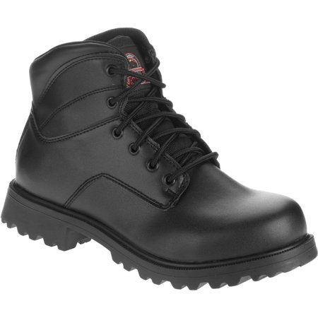 Boots Mens Black Boots (Brahma Men's Escott 6