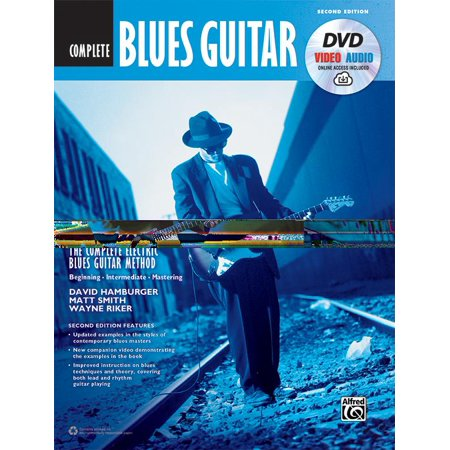 Acoustic Blues Guitar Book (The Complete Blues Guitar Method Complete Edition (Hardcover) )