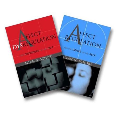 Affect Regulation and the Repair of the Self & Affect Dysregulation and Disorders of the Self Two-Book