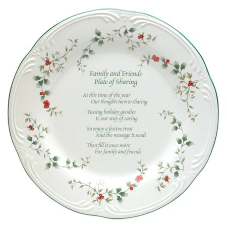 Pfaltzgraff Winterberry Family and Friends Plate of Sharing
