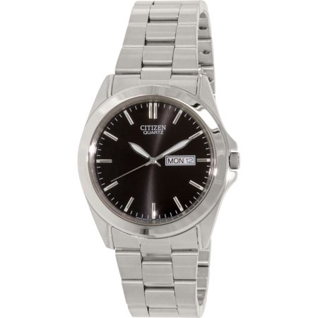 Citizen Men's BF0580-57E Black Stainless-Steel Automatic Watch ()
