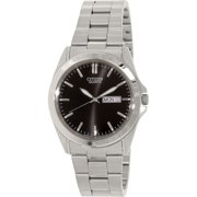 Citizen Men's BF0580-57E Black Stainless-Steel Automatic Watch