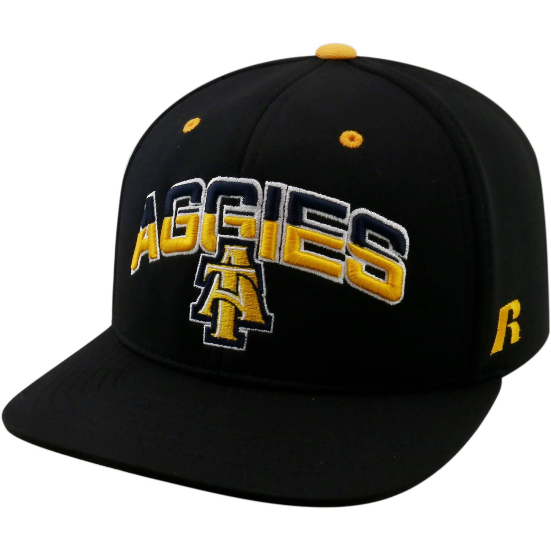 University Of North Carolina A&T Aggies Flatbill Baseball Cap by Generic